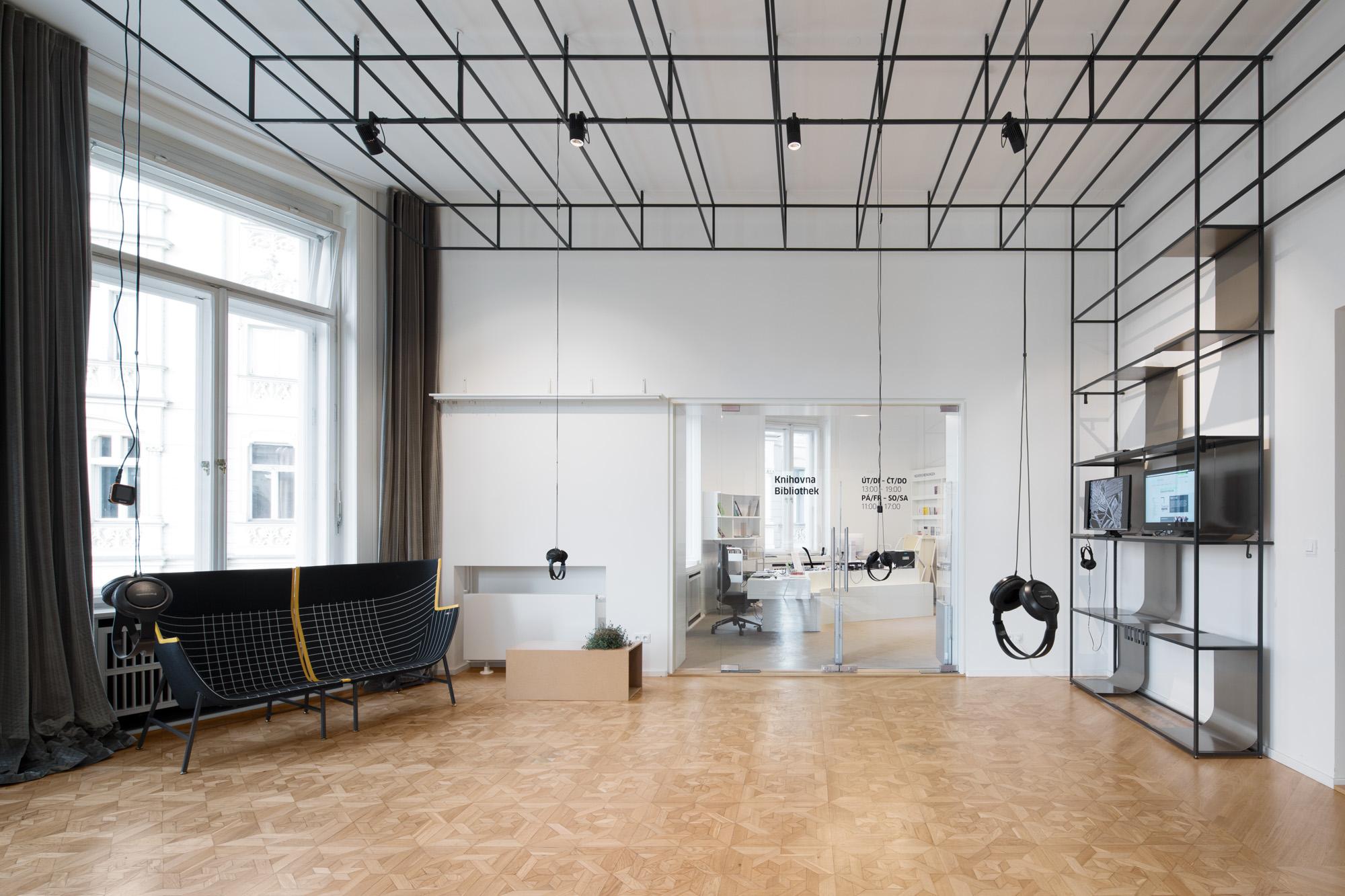 Marina Stankovic Architekten – Goethe Institut Prag ...
